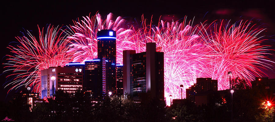 Ford Fireworks Show Metro Detroit Events